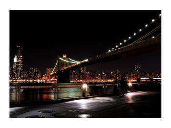 Tablou cu podul Brooklyn (K010844K7050)
