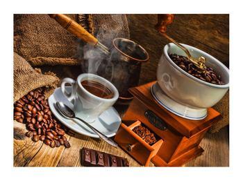 Tablou cu ceașca de cafea (K011128K7050)