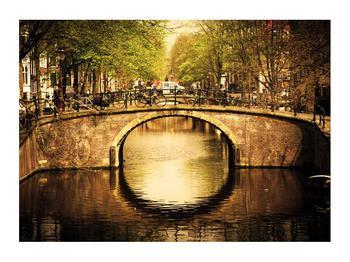 Tablou cu Amsterdam (K011246K7050)