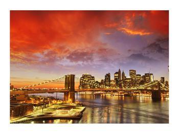 Tablou cu podul Brooklyn (K011278K7050)