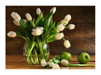 Obraz tulipánů ve váze (K011364K7050)