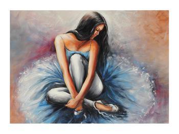 Tablou cu balerină (K012736K7050)