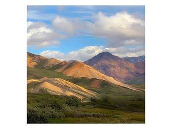 Obraz pohoří (F000525F7070)