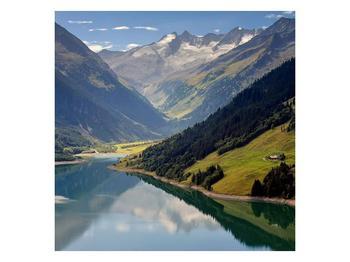 Obraz horského údolí (F001494F7070)
