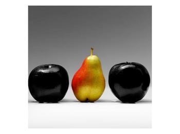 Obraz dvou jablek a hrušky (F001587F7070)