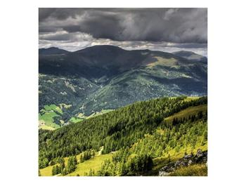 Obraz horského údolí (F001635F7070)