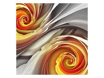 Abstraktní obraz - spirál (F001693F7070)