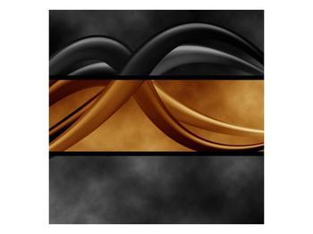 Dvoubarevný obraz chapadel (F002027F7070)