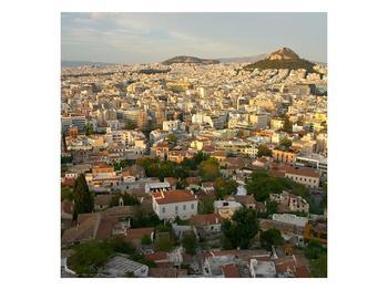 Obraz rozsáhlého města  (F002955F7070)