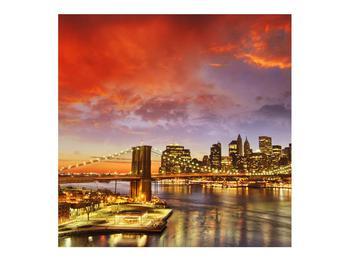 Tablou cu podul Brooklyn (K011278K7070)