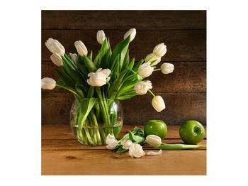 Obraz tulipánov vo váze (K011364K7070)