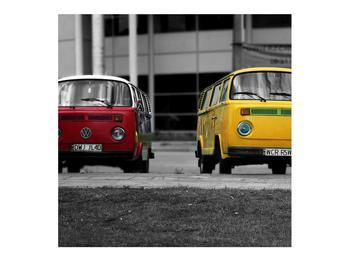 Obraz starých vozidiel (K011401K7070)