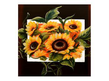 Tablou cu floarea soarelui (K011496K7070)