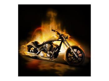 Tablou cu motocicleta (K012329K7070)
