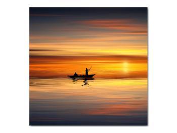 Obraz - plavba na loďke (V020168V7070)