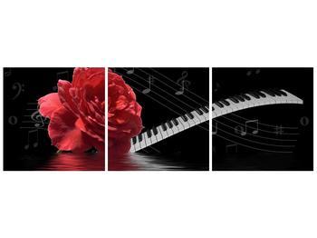 Obraz s hudební tématikou (F000096F9030)