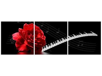 Obraz s hudebními prvky (F000207F9030)