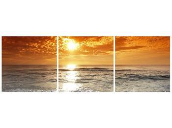 Obraz moře a západu slunce (F000643F9030)