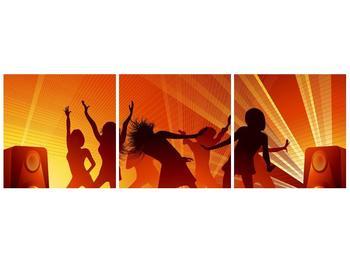 Obraz moderního tance (F000711F9030)