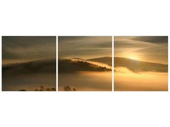Obraz hor v mlze (F001451F9030)