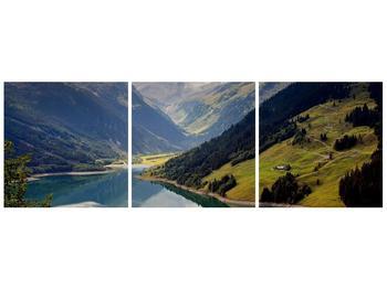 Obraz horského údolí (F001494F9030)