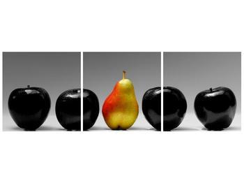 Obraz dvou jablek a hrušky (F001587F9030)