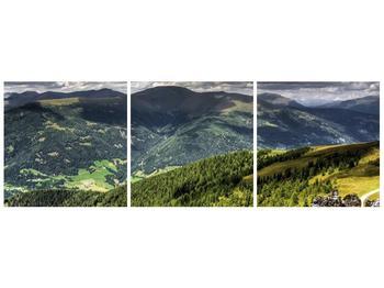 Obraz horského údolí (F001635F9030)
