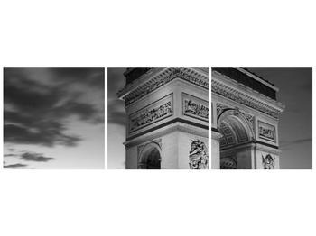 Černobílý obraz vítězného oblouku (F001765F9030)