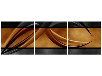 Dvoubarevný obraz chapadel (F002027F9030)
