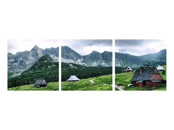 Obraz horské krajiny (K010099K9030)