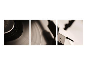 Detailní obraz gramofonové desky (K011126K9030)
