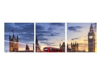 Obraz Londýna s autobusem (K011185K9030)
