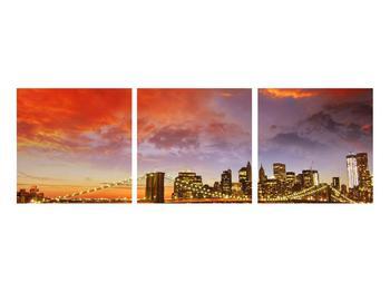Tablou cu podul Brooklyn (K011278K9030)