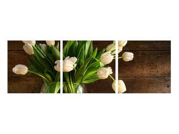 Tablou cu lalele în vază (K011364K9030)