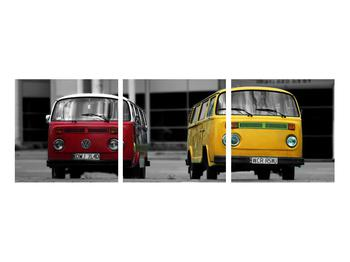 Obraz starých vozidiel (K011401K9030)
