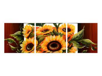 Obraz slunečnic (K011496K9030)