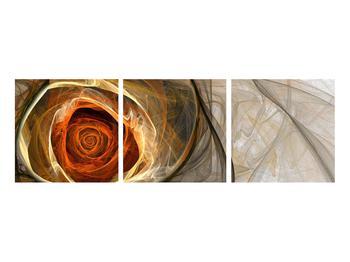 Tablou modern cu trandafir (K011863K9030)