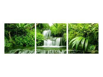 Obraz indonéských vodopádů (K012353K9030)