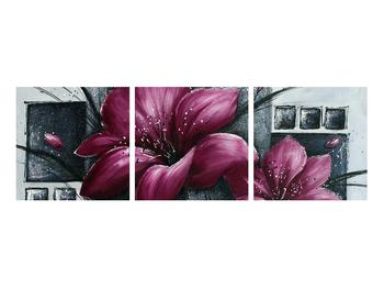 Tablou modern cu flori (K012355K9030)