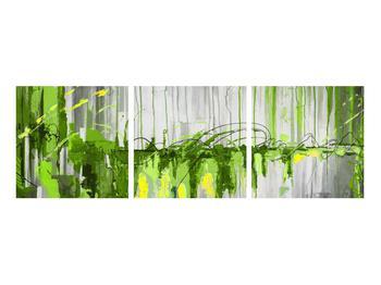 Abstraktní obraz - malba (K014961K9030)