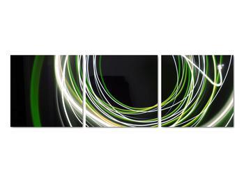 Obraz zelených čiar (V020054V9030)