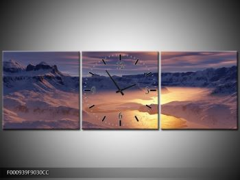 Krásný obraz zimní krajiny (F000939F9030CC)