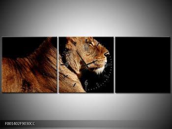 Obraz lva (F001402F9030CC)