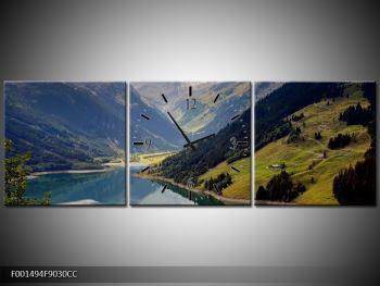 Obraz horského údolí (F001494F9030CC)