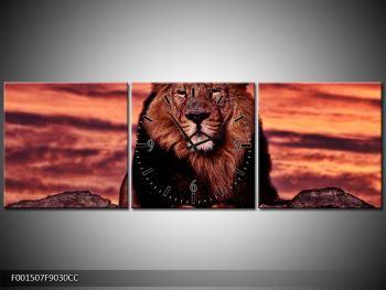 Obraz krále zvířat (F001507F9030CC)