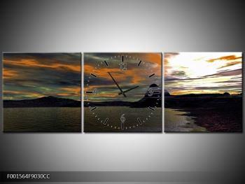 Obraz moře v temné obloze (F001564F9030CC)