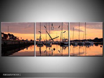 Obraz přístavu (F001605F9030CC)