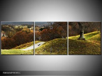 Obraz podzimního pahorku (F001650F9030CC)