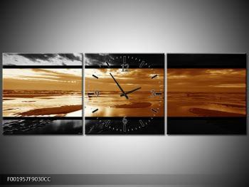 Dvroubarevný obraz moře (F001957F9030CC)