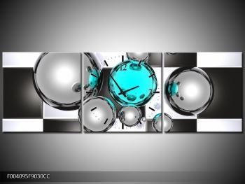 Obraz s hodinami F004095F9030CC (F004095F9030CC)